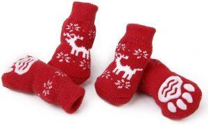 calzini antiscivolo per cani
