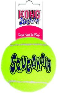 KONG - Squeakair Ball - Palline da Tennis cani